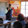 Solar thermal theoretical and practical workshop for high-school teachers and students at Mahlothova Secondary School, Umguza, Bulawayo