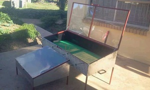 Solar drying innovations in Lesotho