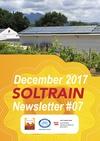 SOLTRAIN Newsletter - December 2017