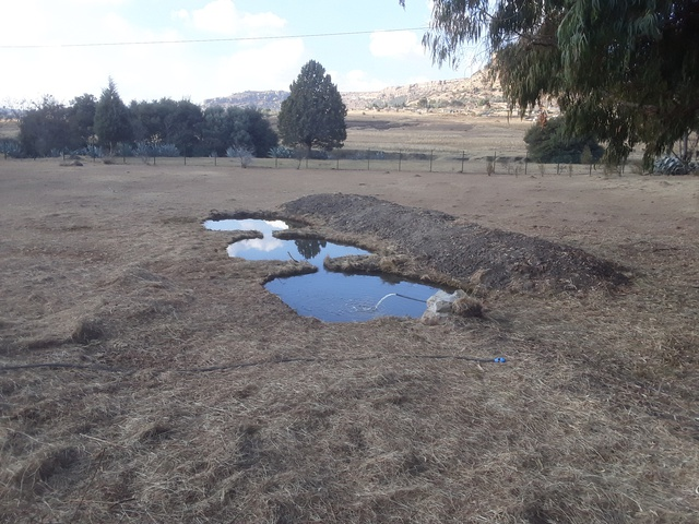 Solar technology for wastewater treatment in Butha Buthe, Lesotho