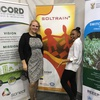 SOLTRAIN Presence at African Energy Indaba