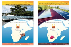 Solar thermal policy workshops held recently for Mozambique & Botswana