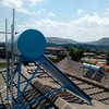 SOLTRAIN assists with providing solar hot water for townhouses in Maseru